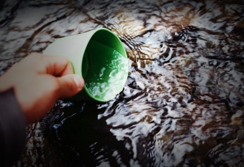Очистка воды в природных условиях