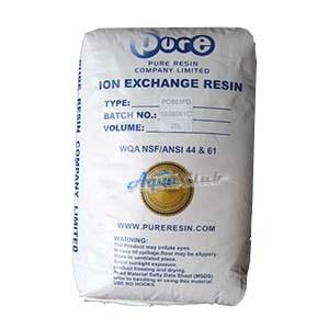 Катионит Pure resin РС002, пюре резин РС002