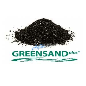 Greensand Plus засыпка удаления железа и марганца
