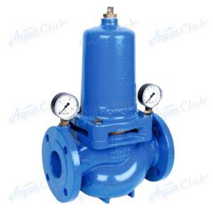 Регулятор давления воды D15S, редуктор давления воды