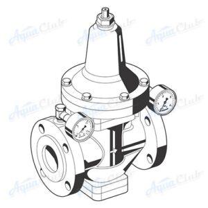 Регулятор давления воды D15NP